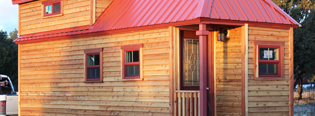 Tiny Houses Can Actually Reduce Stress