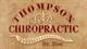 Daniel B. Thompson, Chiropractor