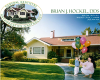 Brian Hockel, DDS