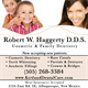 Robert Haggerty, DDS