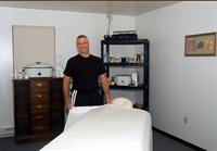 David Jennings, owner/Massage Therapist