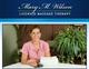 Mary M. Wilson, LMT