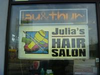 Julia Hall, Owner