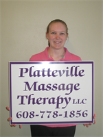 Becky Waterman, Massage Therapist - Platteville, WI