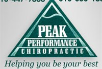 Peak Performance Chiropractic - South