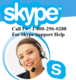 Skype Support Number 1-800-296-0288