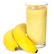 Acai banana smoothie