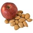 Apple walnut amaranth