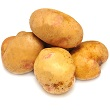 Basil pesto potatoes