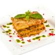 Cannellini bean lasagna