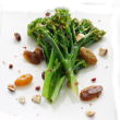 Garlic broccoli rabe