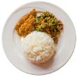Indian rice curry