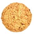 Oatmeal orange cookies