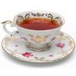 Orange lavender tea