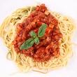 Sausage spinach pasta