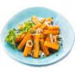 Sauteed cumin carrots