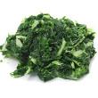 Sauteed garlic and greens