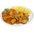 Spicy Ethiopian chicken