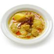 Thai-style chicken curry