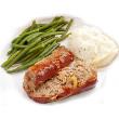 Vegetable meatloaf